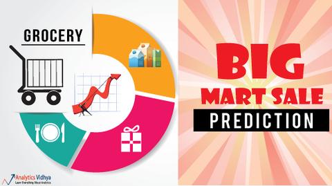 Practice Problem : BigMart Sales Prediction - 2
